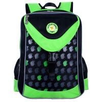 一年级书包小学尼龙防水透气解压儿童休闲包双肩背包定做一件