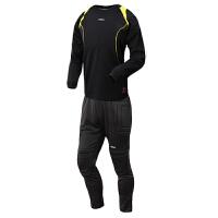 正品etto英途守门员长袖套装 长袖长裤足球门将服套装BW2101A