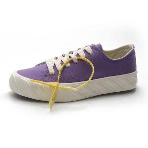 WARORWAR法国YM29-Z0032019新品四季韩版平底鞋舒适女鞋潮流时尚潮鞋百搭潮牌帆布鞋