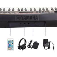 ?雅马哈电子琴PSR-E263儿童入门初学幼师钢琴培训61键253升级?