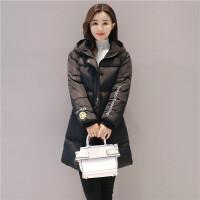 2018新款新款女装棉衣女中长款加厚冬季韩版面包服棉袄原宿学生外套