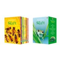 初学者自然套装 英文原版绘本 Beginners?Nature?boxset 4-6岁 儿童阅读启蒙绘本 罗汉普顿大学推