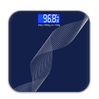 usb可充电电子称体重秤家用健康精准人体秤减肥称重计器