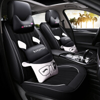 夏季汽车坐垫四季通用座套新款全包围冰丝座垫卡通小车专用车垫套