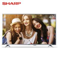 夏普液晶电视(SHARP) LCD-40SF465A电视机新品40英寸高清平板液晶智能网络电视