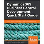 【预订】Dynamics 365 Business Central Development Quick Start G