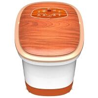 足浴盆全自动按摩加热洗脚盆家用足疗按摩泡脚桶深桶A1足浴器