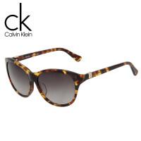 Calvin Klein/卡尔文克雷恩圆脸太阳镜女驾驶眼镜墨镜CK4270SA