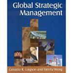 【预订】Global Strategic Management