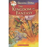 英文原版 老鼠记者与奇幻王国1:奇幻王国 精装 The Kingdom of Fantasy (Geronimo Sti