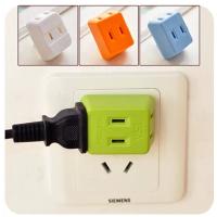 旅行插头一转二拖三实用多功能插头电源转换插头器家用扩展插座