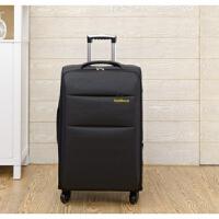 旅行箱软箱万向轮拉杆箱牛津布箱18寸20寸22行李箱女28寸26寸箱包