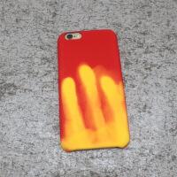 iPhone手机壳三星S10苹果手机套三星S9温感手机套 热感应手机保护套 iPhone 6/6s
