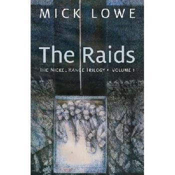【预订】The Raids: The Nickel Range Trilogy, Volume 1 美国库房发货,通常付款后3-5周到货!
