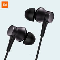 小米单动圈耳机 入耳式线控耳麦小米3.5MM有线双耳高保真音乐可听歌运动健身跑步 苹果iphone华为三星手机通用