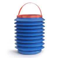 汽车折叠水桶 车载便携式水桶 洗车清洁用品水桶垃圾桶
