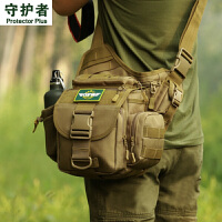 单反相机包斜挎小单肩摄影包战术腰包大鞍包男路亚钓鱼包鞍袋