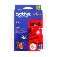 兄弟 LC990M 品红色墨盒 适用于兄弟MFC-5490CN 5890CN 290C 145C 790CW