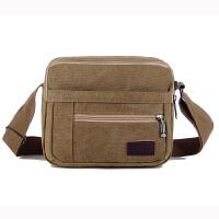 新款男包包单肩包男帆布包斜挎包韩版休闲商务斜跨小挎包背包小包