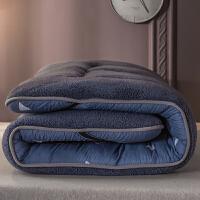 儿童床垫子1.5m床1.5米m床双人褥子单人学生宿舍垫被榻榻米垫