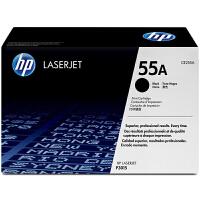 惠普原装正品 hp CE255A黑色激光打印硒鼓 hp55A墨粉盒 惠普hp LaserJet P3015 P3015