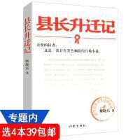 县长升迁记//当代官场文学小说正版书籍作家出版社深谋者国画