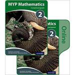 【预订】Myp Mathematics 2: Print and Online Course Book Pack [W