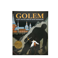 英文原版 Golem [平装] [4-8岁]