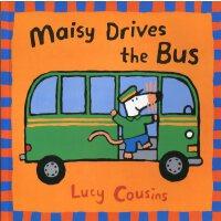 Maisy Drives the Bus 小鼠波波系列:波波开公交车