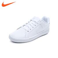 耐克nike童鞋18新款男女童运动鞋儿童板鞋户外休闲鞋耐磨防滑小白鞋 (11-13岁可选) 833535 102
