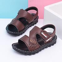 男童沙滩凉鞋夏季新款儿童鞋软底中大童休闲凉鞋潮