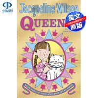 英文原版 Queenie 皇后乐队 Jacqueline Wilson 杰奎琳・威尔逊 Nick Sharratt 尼克