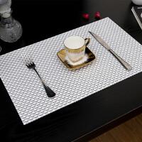 ???北欧餐垫盘垫日式餐桌垫美式乡村垫家用杯子垫长方形餐具垫子