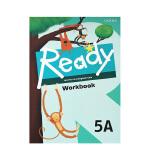 Oxford Ready Workbook 5A 练习册 牛津大学出版社原版少儿进口小学英语教材