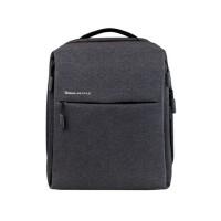 小米简约双肩包休闲书包男女笔记本电脑包多功能时尚潮流旅行背包