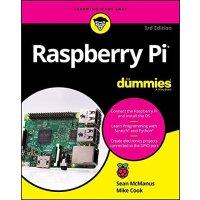 【预订】Raspberry Pi for Dummies 3rd Edition 9781119412007
