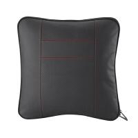 汽车头枕抱枕被子两用腰靠垫空调被