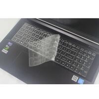 17.3寸笔记本键盘膜神舟G7-CT7NA G8-CT7NA键盘膜键位保护贴膜