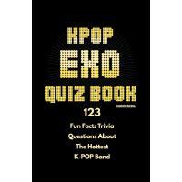 KPOP EXO QUIZ BOOK