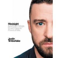 【现货】英文原版 贾斯汀・汀布莱克自传:视而不见 Hindsight All the Things I Can't See in Front of Me 精装 Justin Timberlake