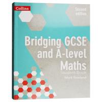 GCSE和A-level数学学生用书 英文原版 Bridging GCSE and A-level Maths Stu