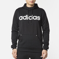Adidas阿迪达斯 男装 NEO运动休闲连帽卫衣套头衫 DM4261