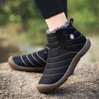 №【2019新款】送老人的老北京布鞋女加绒妈妈鞋高帮棉鞋软底雪地靴奶奶鞋跳舞鞋