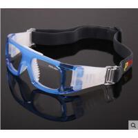 时尚轻便眼镜可配近视足球眼镜框架专业篮球眼镜男士防雾户外运动眼镜