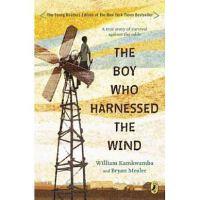 现货驭风少年英文原版 The Boy Who Harnessed the Wind 儿童分级阅读 小说 纽约时报畅销书潘