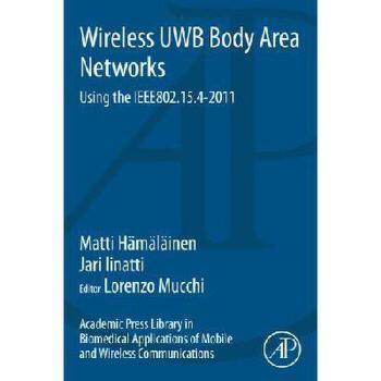 【预订】Academic Press Library in Biomedical Applications of Mobile and Wireless Communications: Wireles 美国库房发货,通常付款后3-5周到货!