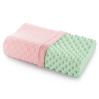 佳奥泰国天然乳胶枕颈成人进口乳胶负离子款