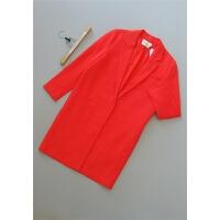 [200-262]新款女士风衣外套女装风衣0.89