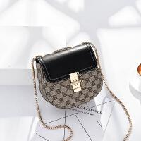 2018夏季新款时尚女包明星同款小猪包链条包单肩斜挎包韩版小包包