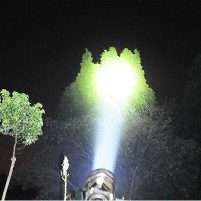 强光手电筒可充电超亮远射探照灯超氙气灯远程户外打猎 发货周期:一般在付款后2-90天左右发货,具体发货时间请以与客服协商的时间为准